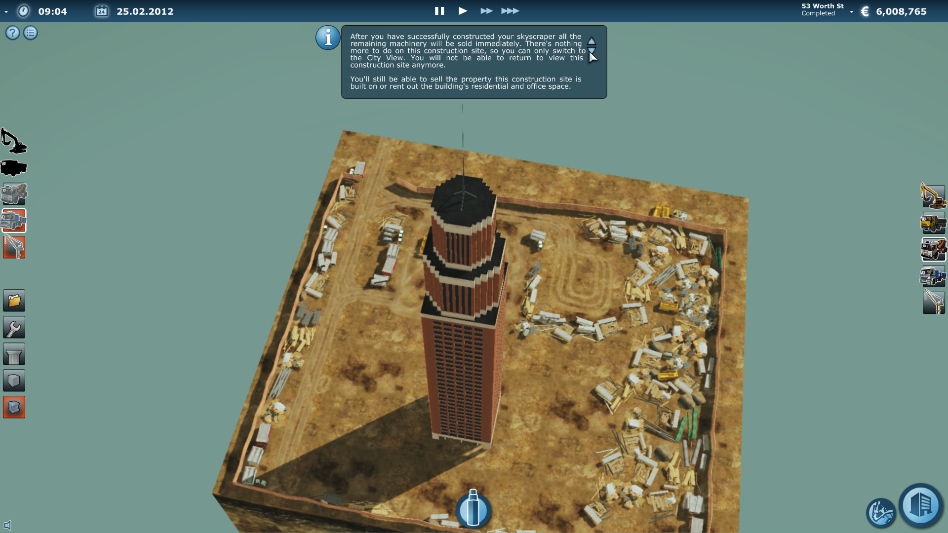 Indie Wonderland: Skyscraper Simulator - Ninja Blues