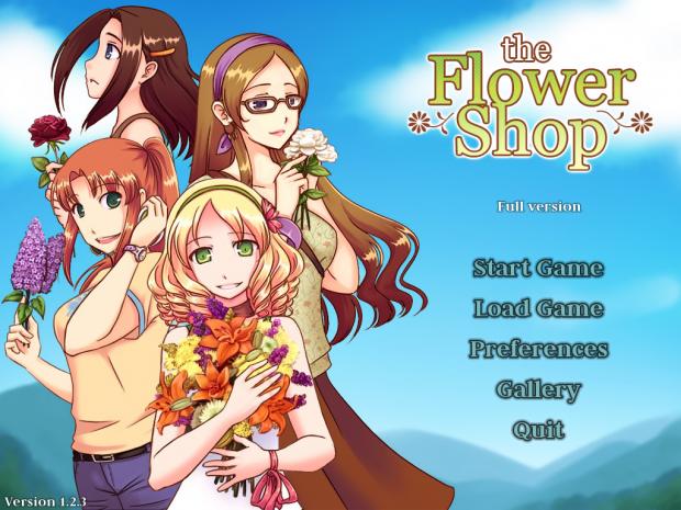 FlowerShop--Title