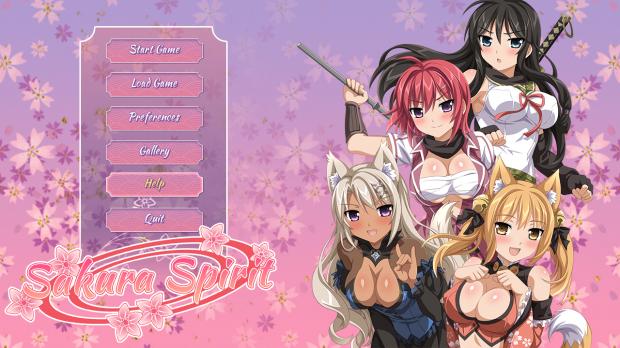 SakuraSpirit--Title