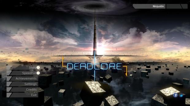 deadcore title