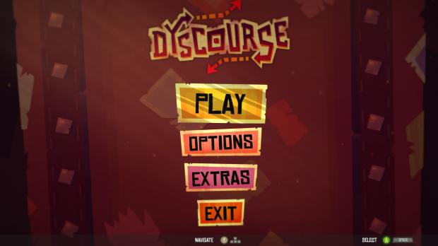 Dyscourse--Title
