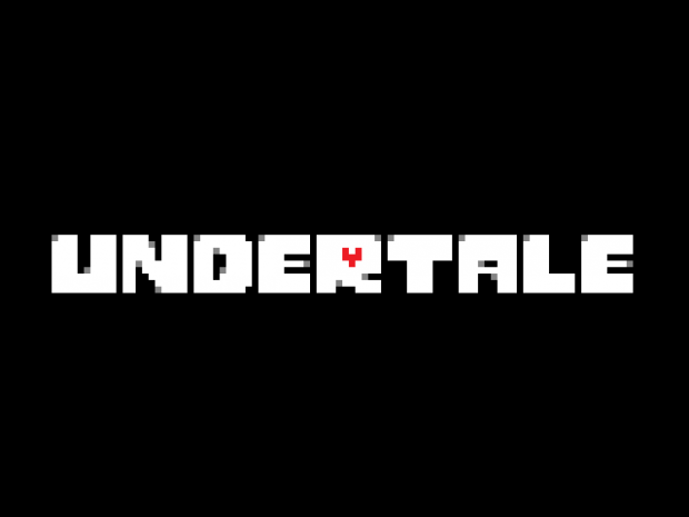 Undertale--Title
