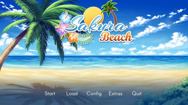 SakuraBeach--Title