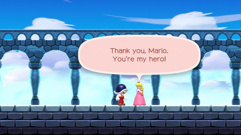 mario maker My Hero