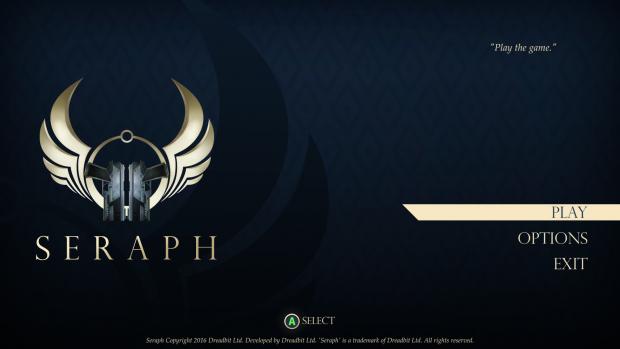 Seraph--Title