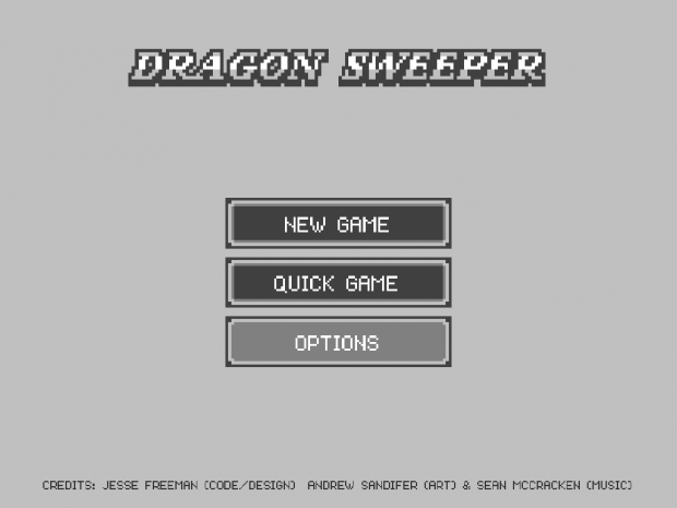 DragonSweeper--Title